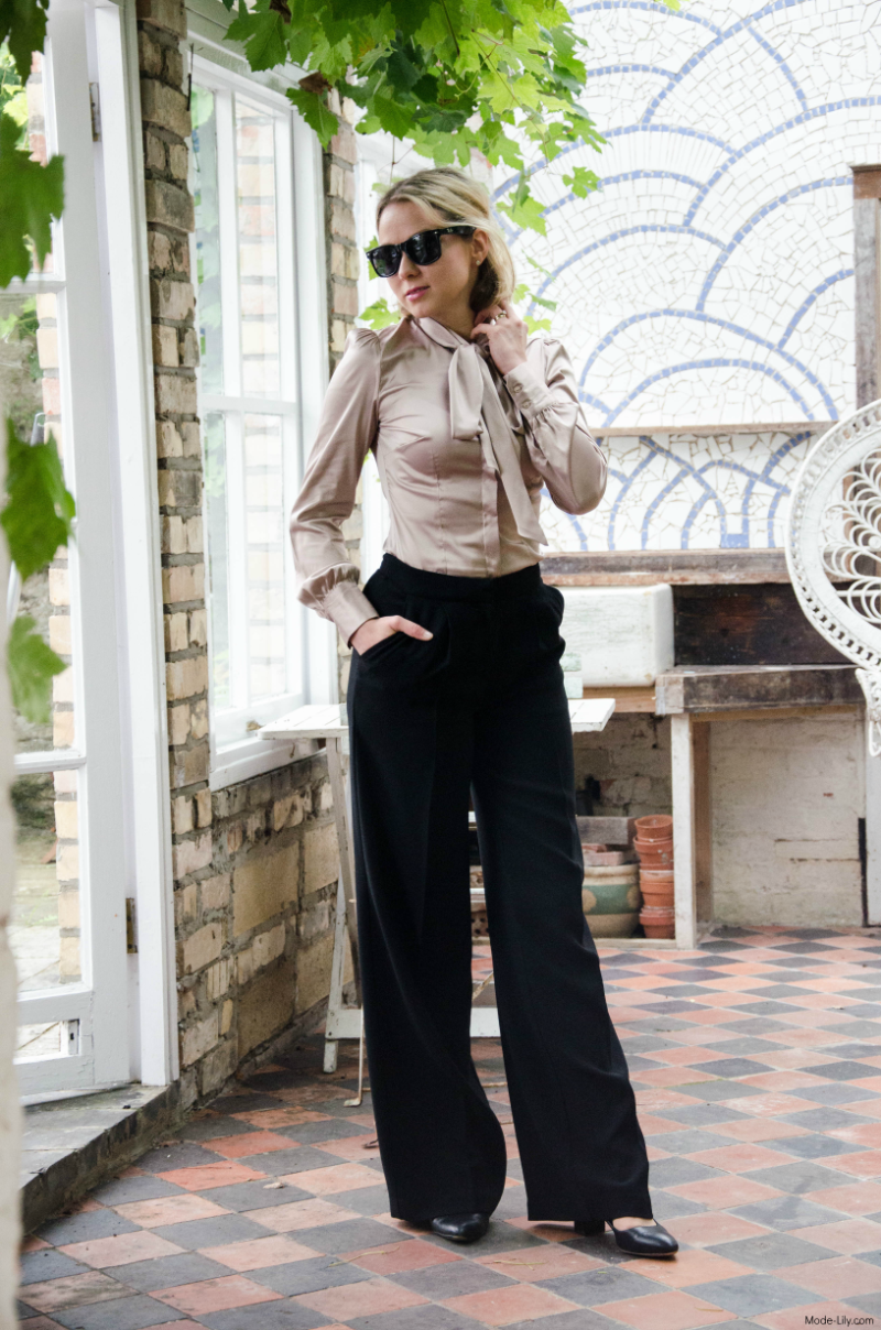 Outfit Post:Working Girl Wardrobe Essentials