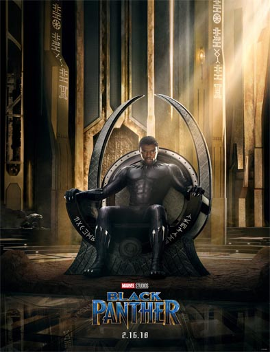 Ver Black Panther (Pantera Negra) (2018)