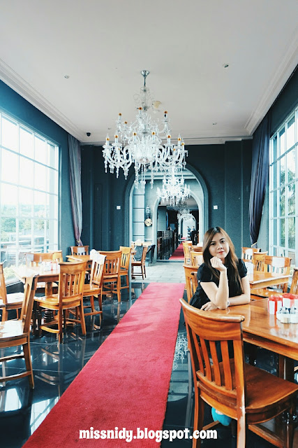 Belle Vue 24 Hours French & Italian Bistro at Gh Universal Hotel Bandung