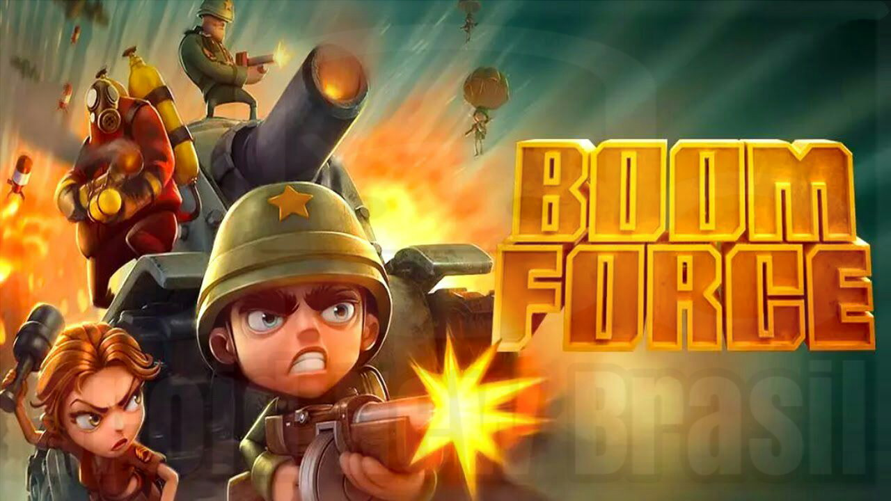 Boom Force War Game v2.7.2 Apk Mod
