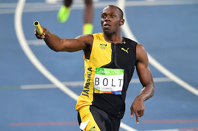 Usain Bolt Wins Ninth Career Gold Medal at Rio as He Wins 4x100 Relay Title