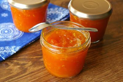 dżem z żółtych pomidorów