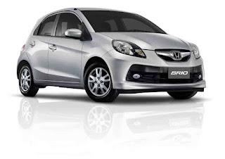 Spesifikasi Honda Brio