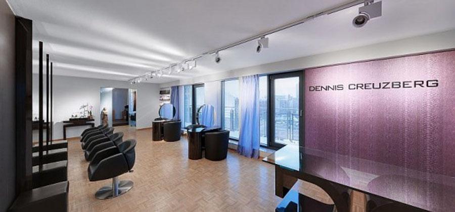 small nail salon interior designs