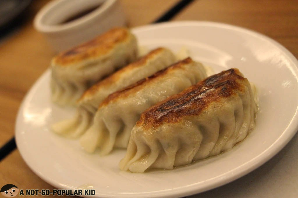 The lovable Japanese Gyoza of Kokoro Ramenya