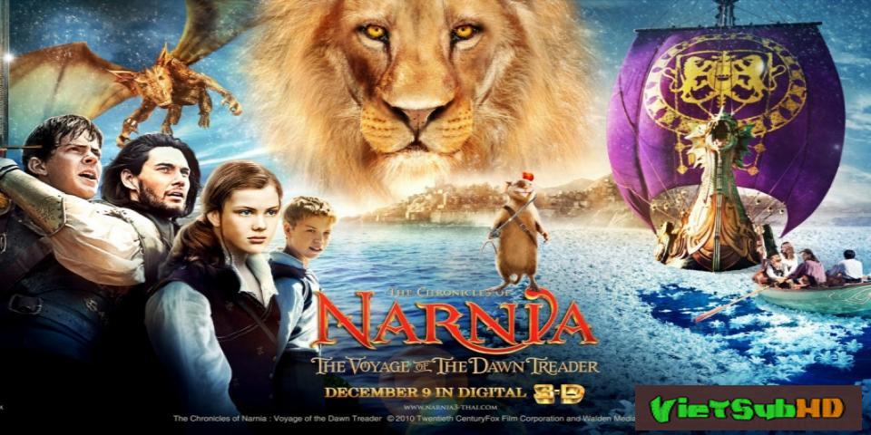 Phim Biên niên sử Narnia 3: Hành trình trên tàu Dawn Treader VietSub HD | The Chronicles of Narnia 3: The Voyage of the Dawn Treader 2010
