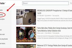 Cara Melihat Video Yang Sedang Trending Atau Terpopuler Di Youtube