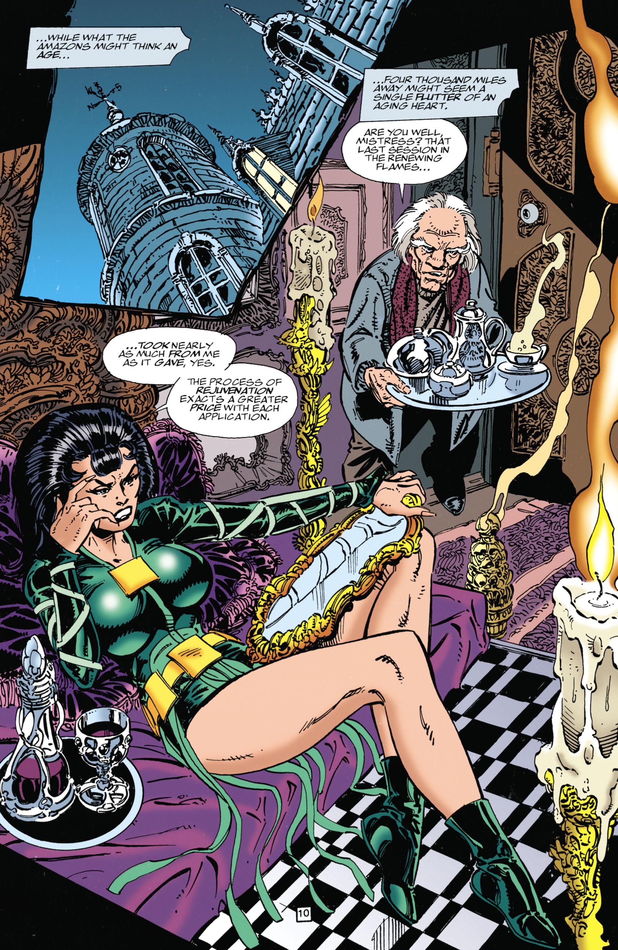 Read online Wonder Woman (1987) comic -  Issue #104 - 10