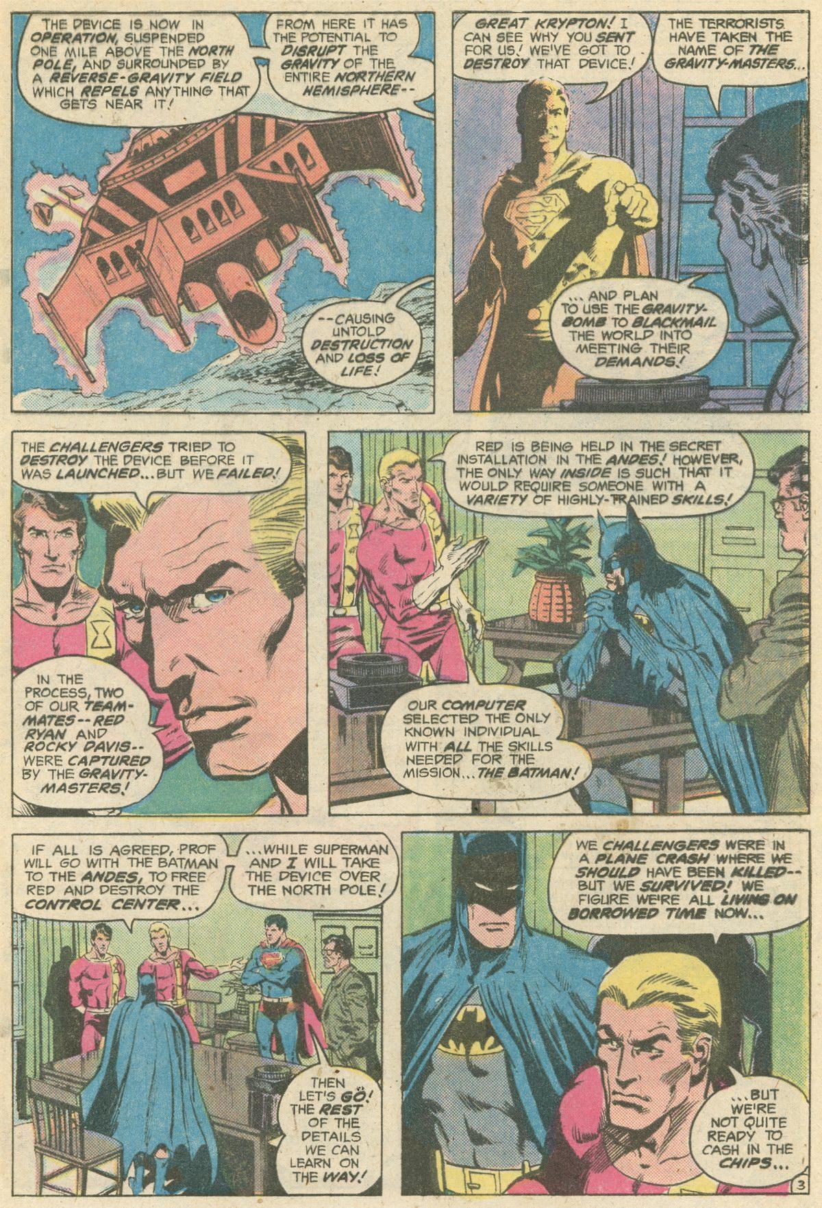 Read online World's Finest Comics comic -  Issue #267 - 5