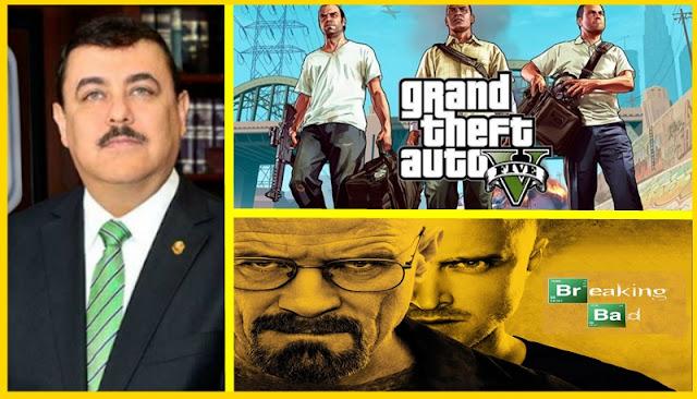 Secretario de seguridad de la CDMX culpa a videojuegos y series del aumento de la violencia