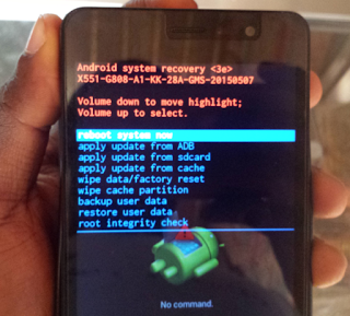 How to Factory Reset Your Infinix Phone