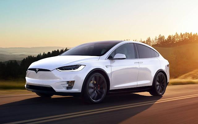 Tesla Model X é o SUV mais seguro testado pelo NHTSA