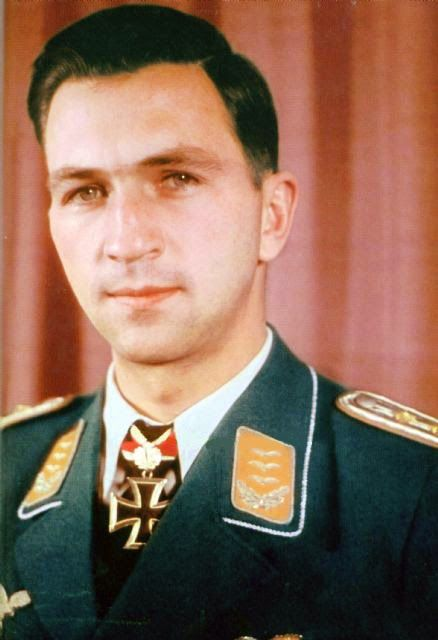 Luftwaffe ace Wolfgang Schenck, 14 August 1941 worldwartwo.filminspector.com