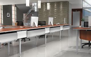 Powered Training Room Furniture