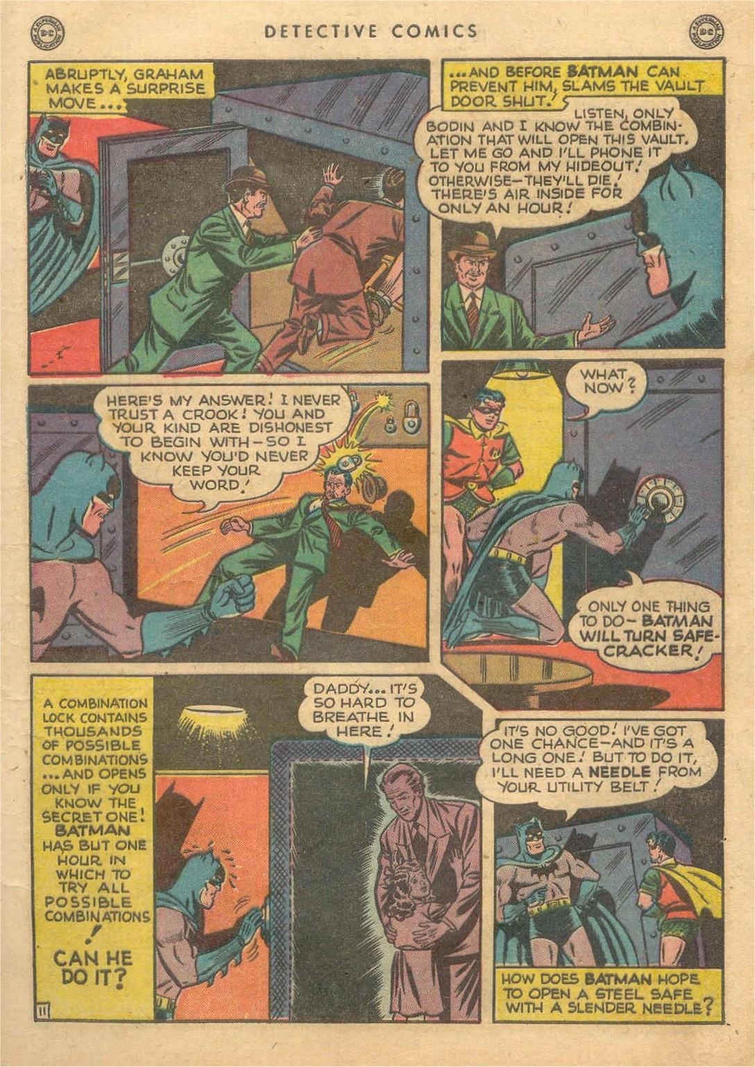 Read online Detective Comics (1937) comic -  Issue #132 - 13
