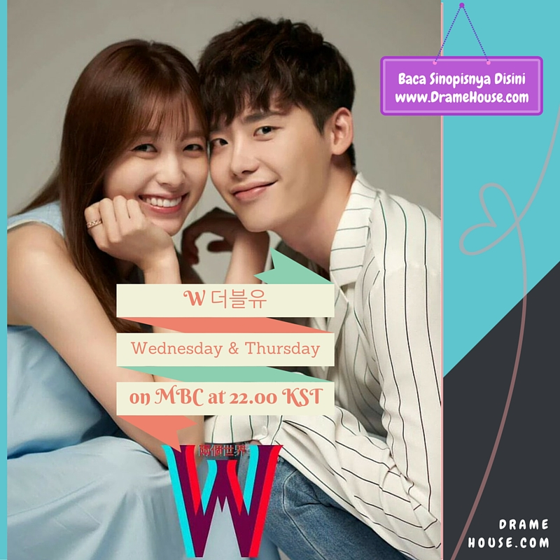 Drama On Going - W Two Worlds