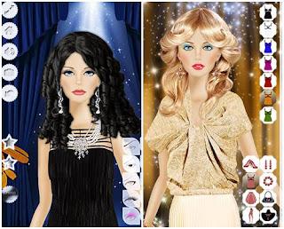 Permainan Dandanan Barbie Solekan