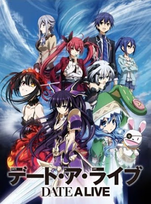 Download Date a Live BD Episode 1-12 + 1 OVA Bahasa Indonesia Batch 240p, 360p, 480p, 720p, 1080p Gratis