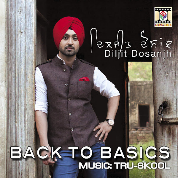 Diljit Dosanjh - Back to Basics Cover