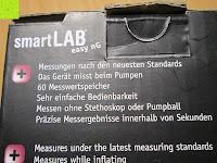 Info: smartLAB easy nG Handgelenk-Blutdruckmessgerät