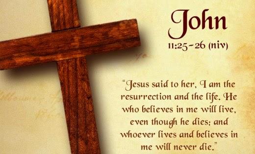 Inspirational Easter Bible Verses (3)