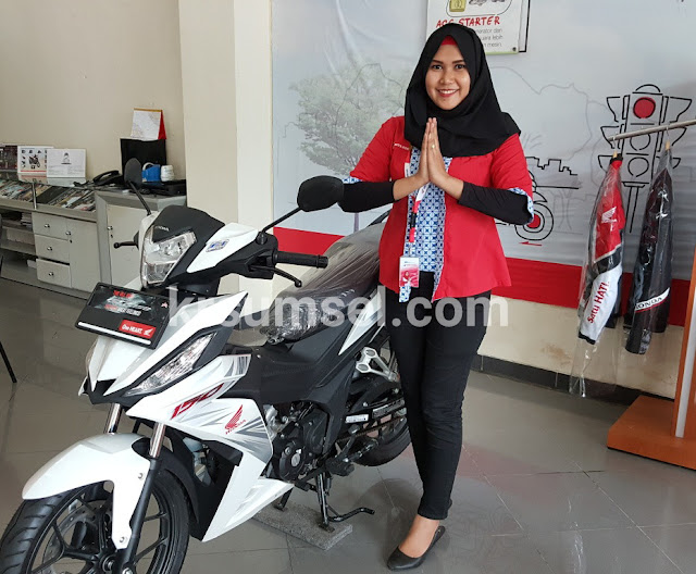 Astra Motor Sumsel Berikan Potongan Harga Bagi Pecinta Motor Bebek