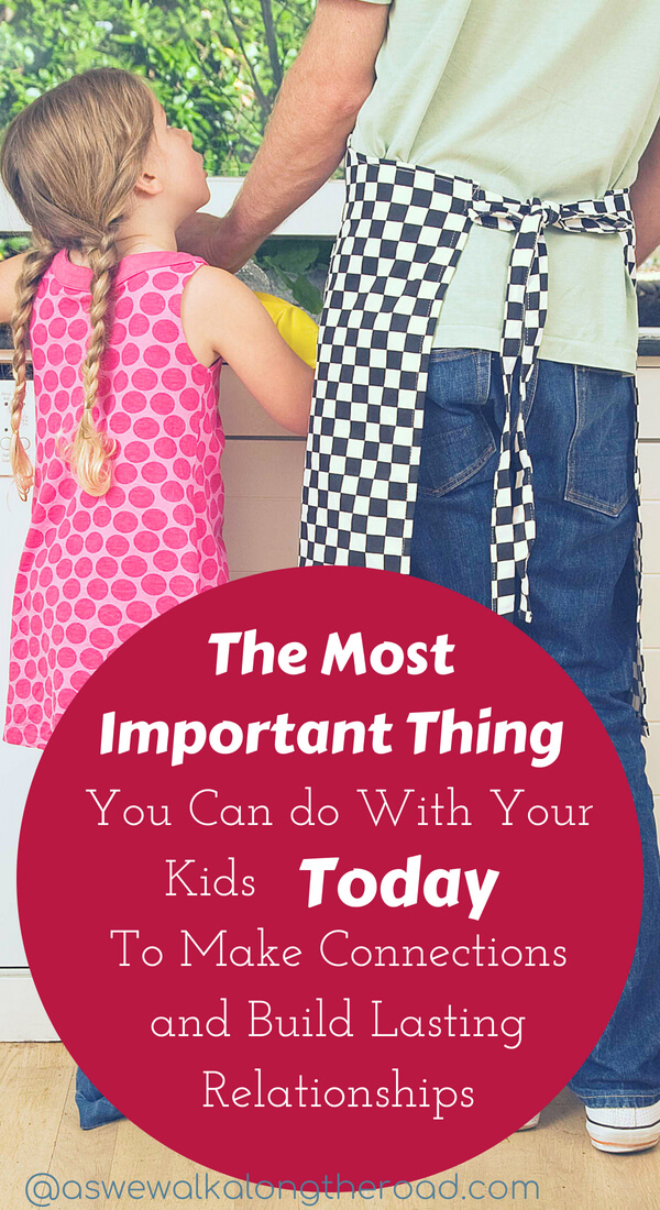 The importance of spending time with your child