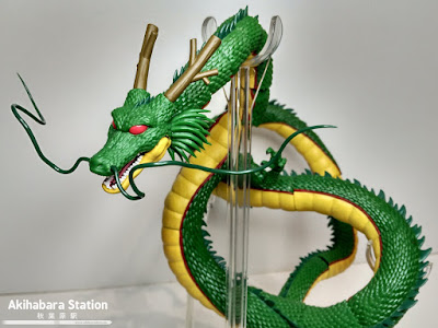 Review del S.H.Figuarts Dragon Shenron de Dragon Ball - Tamashii Nations