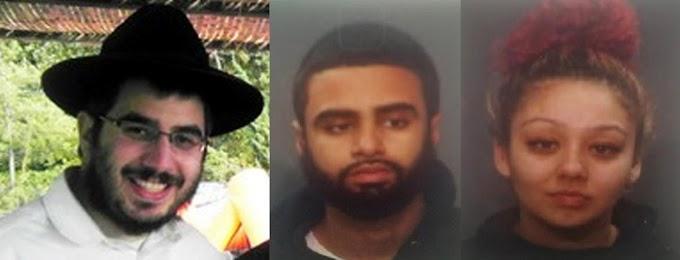 Un rabino y pareja hispana acusados por tráfico humano y sexual de  menores en Nueva Jersey