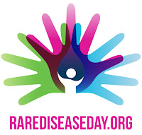 RareDiseaseDay.org (Logo)