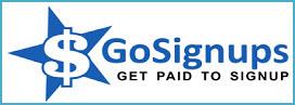 كيفية جني اموال بسهولة من خلال موقع Gosignups عن طريق التسجيل في المواقع