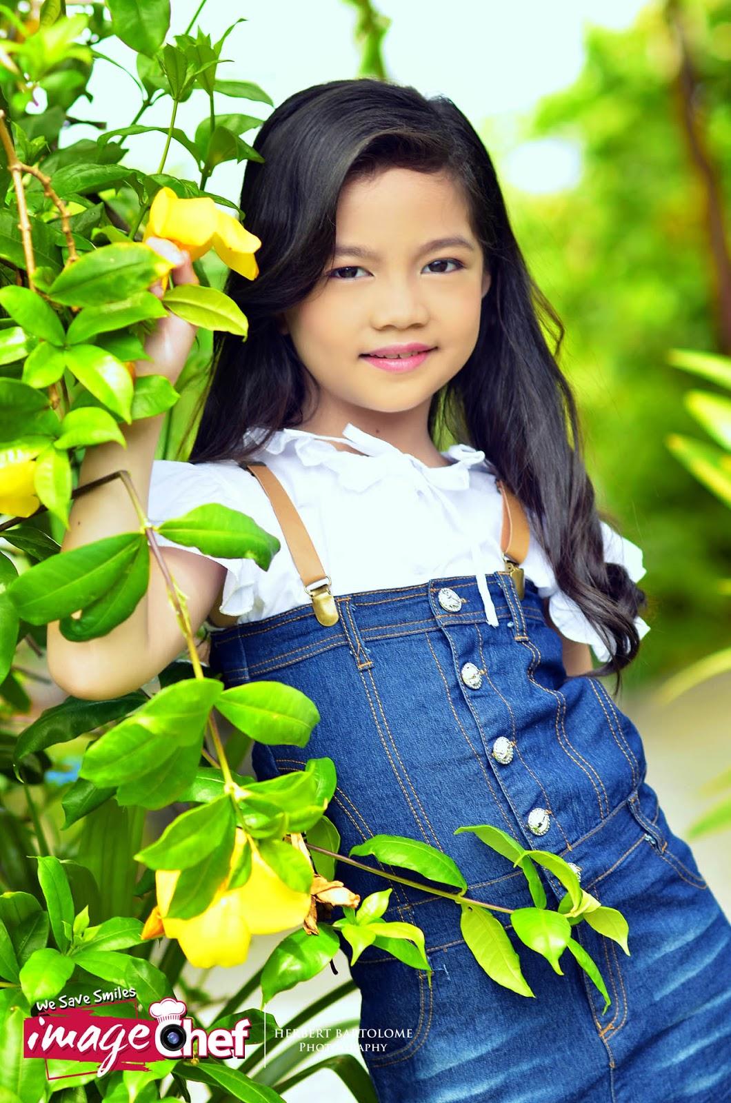 Herbert Bartolome Photography Elyanna I 7th Birthday Shoot