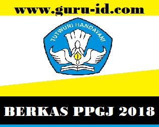 gambar berkas ppgj 2018