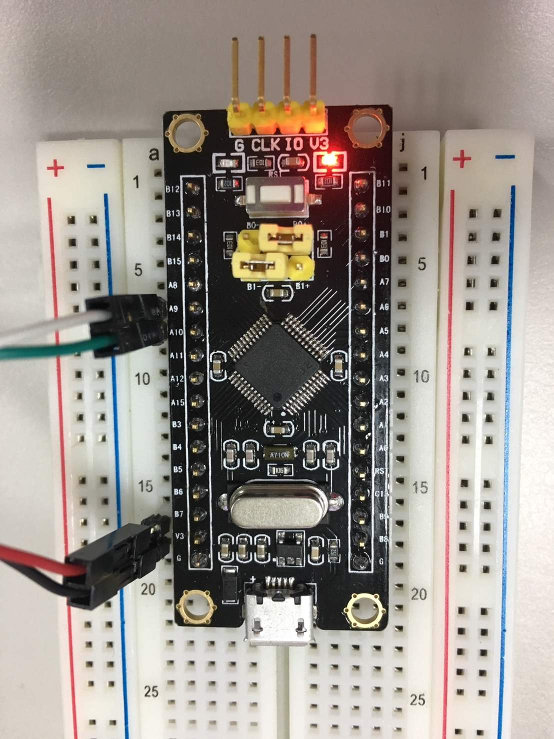 bv3ue radio blog: Black Pill(STM32F103C8T6) to work with Arduino