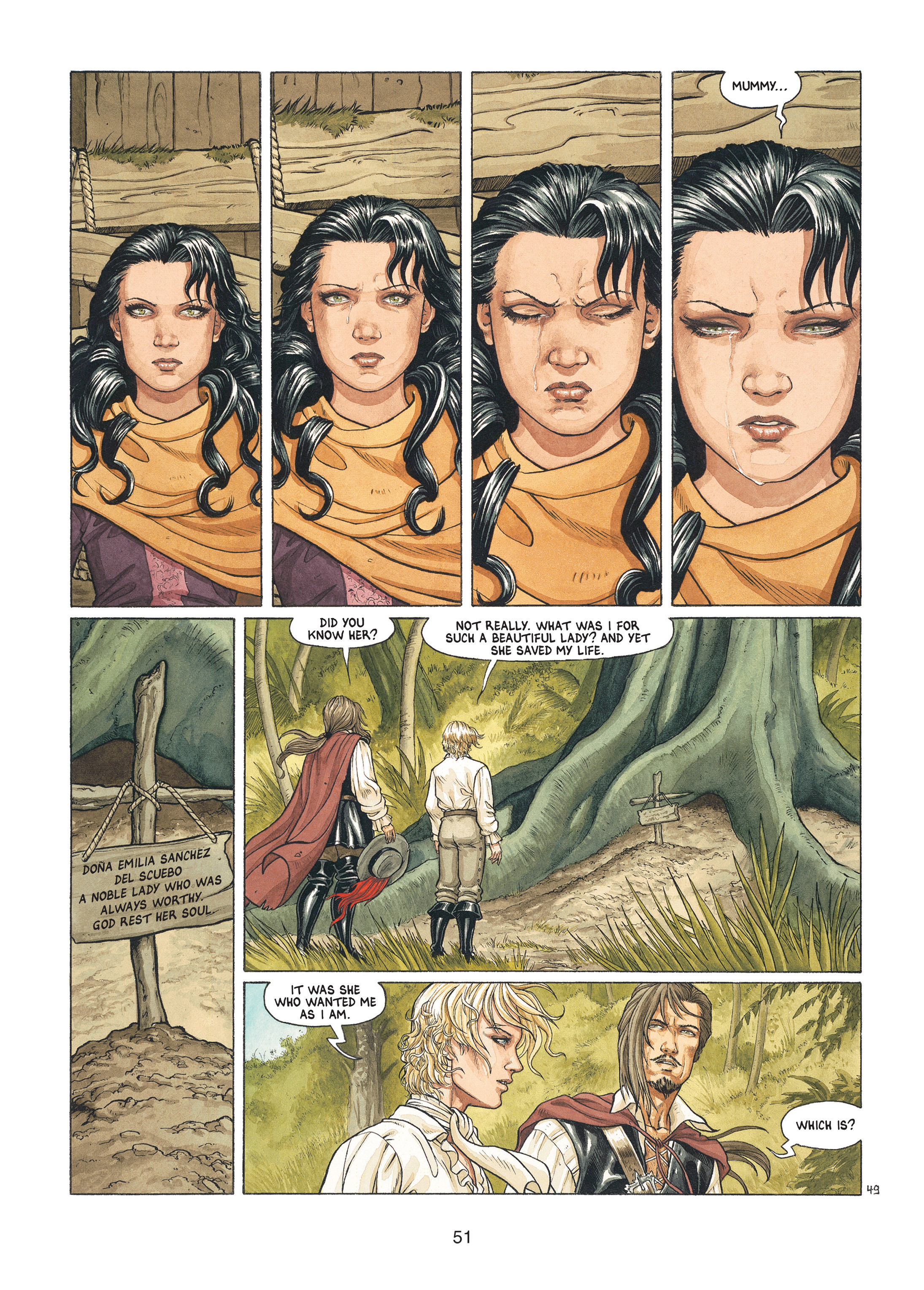 Read online Barracuda comic -  Issue #1 - 51