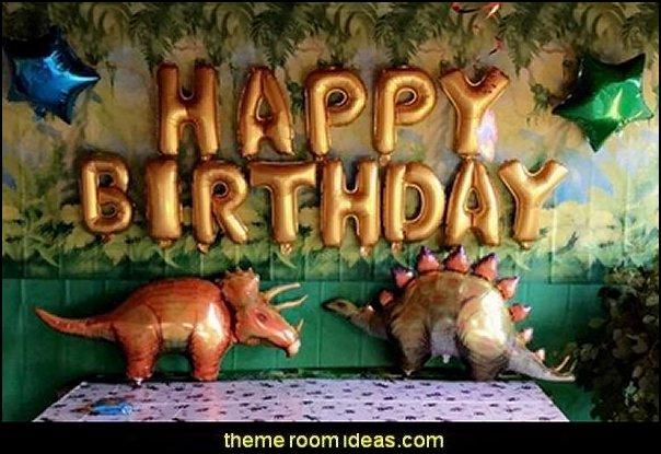 Dinosaur birthday party Supplies - dinosaur party decorations - Dinosaur Party Theme - dinosaur party decoration ideas - Dinosaur Dino Party Decoration Supplies - Prehistoric Dinosaur Party  - Dinosaur Theme Kids Birthday Party Decoration - dinosaur themed birthday party ideas