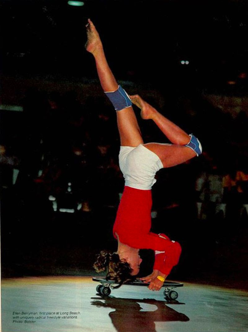 these skater girls from the �70s will change how you think