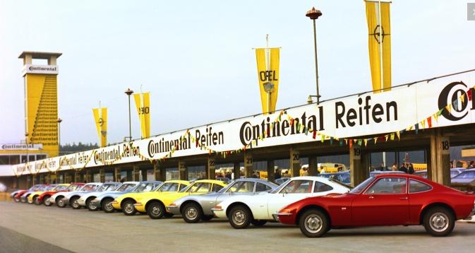 50 χρόνια Opel GT - Το αυτοκίνητο θρύλος
