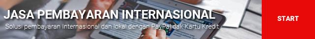 Jasa Pembayaran Online (PayPal dan Kartu kredit)