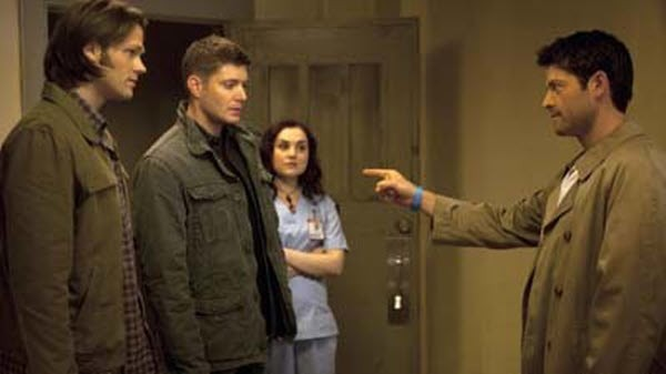Supernatural - Season 7 Episode 21: Reading is Fundamental