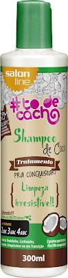 Shampoo salon line