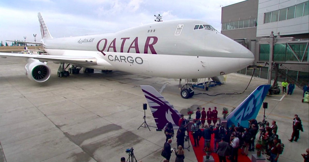 Qatar Airways places $2.16B order for Boeing jets
