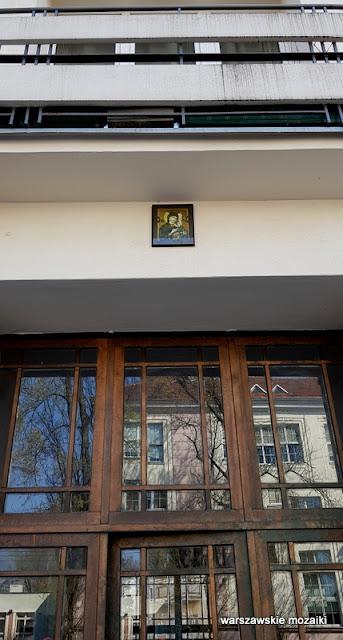 Warszawa Warsaw Kamienica architektura Mokotów architecture balkon