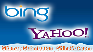 bing yahoo sitemap submit