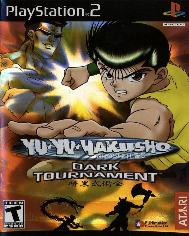 Yu Yu Hakusho: Dark Tournament (USA) PS2 ISO | ROMs Hit