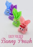 sacchetti a forma di coniglietti,