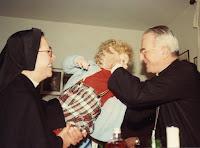 Il Patriarca Marco Cè in visita a Casa Famiglia San Pio X