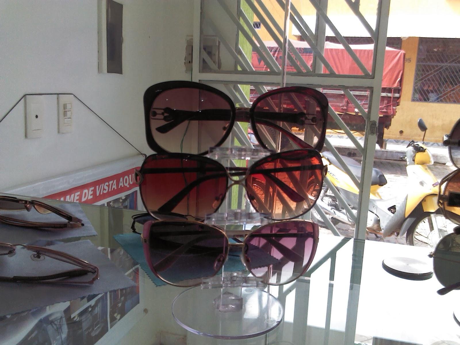 5b6e7de0a48f0 Além de óculos de sol nas marcas Ray-Ban, Galdy, Visanni e tantas outras. A  Ótica Vida tem o melhor preço em óculos e armações pra você.