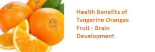 Health Benefits of Tangerine Oranges - Brain Development