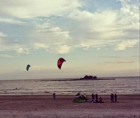 Praias de Montevidéu